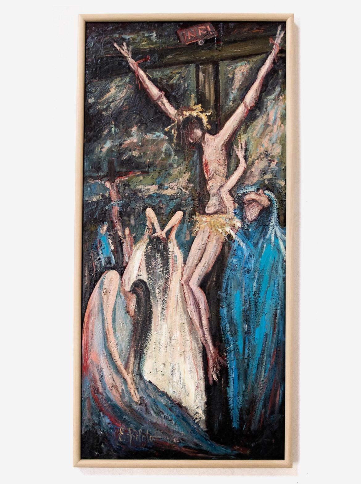 Sacralità, opera di Enrico Prelato