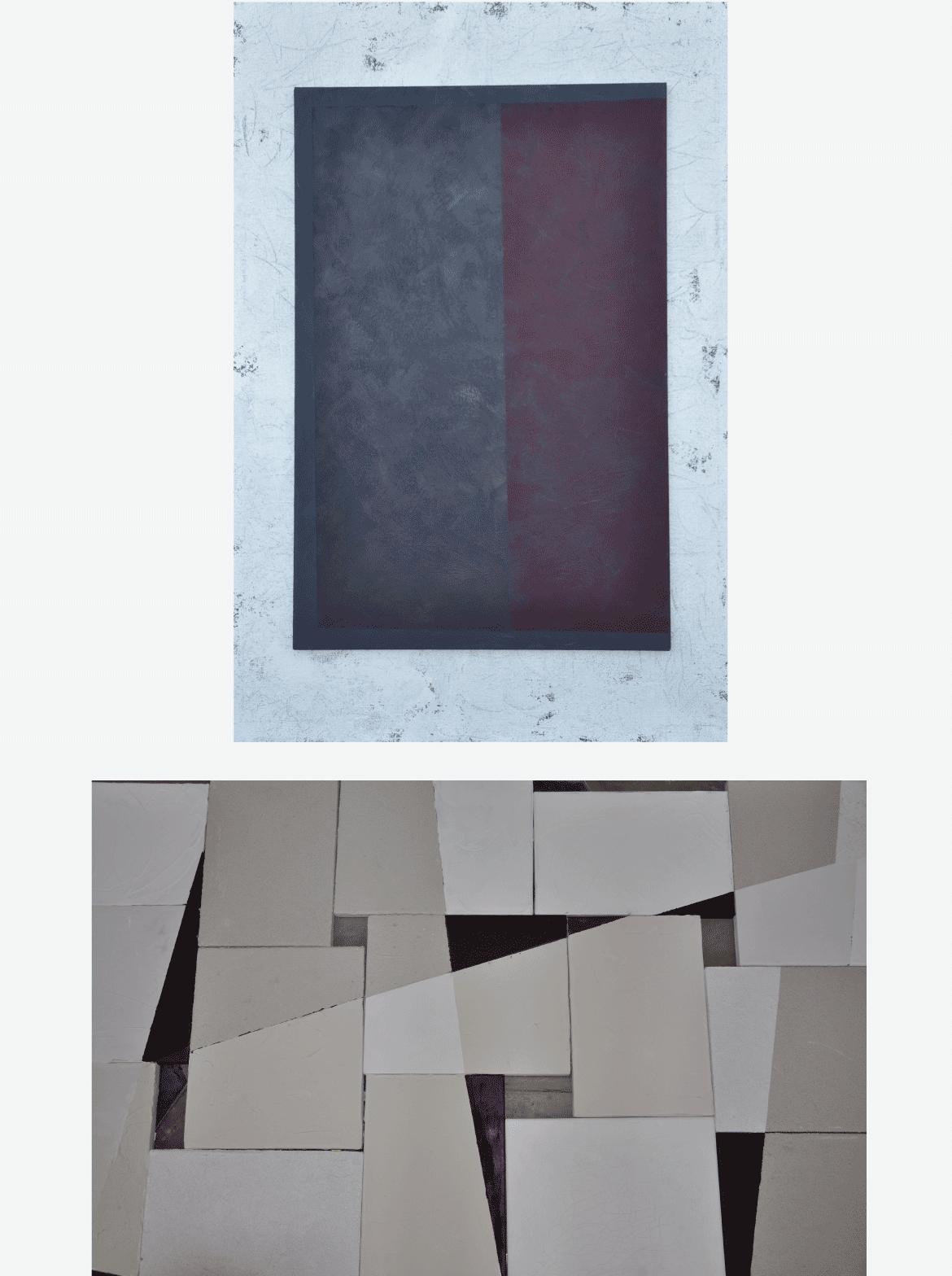 Shadows, opera di Margherita Caliendo