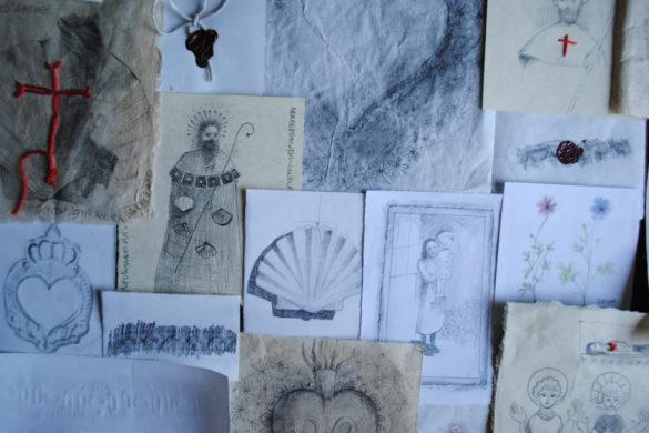 Appunti di viaggio, opera di Chiara Crescioli.