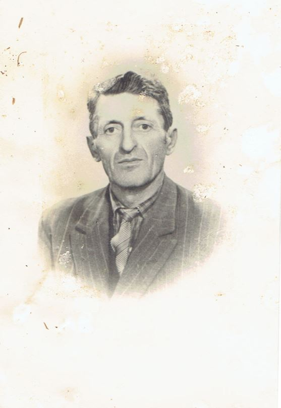 Il volto di Ernesto Troja, detto Bias, di Magliano Alfieri