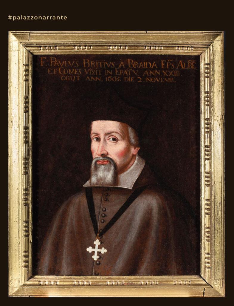 Ritratto del vescovo Paolo Brizio, MUDI Alba