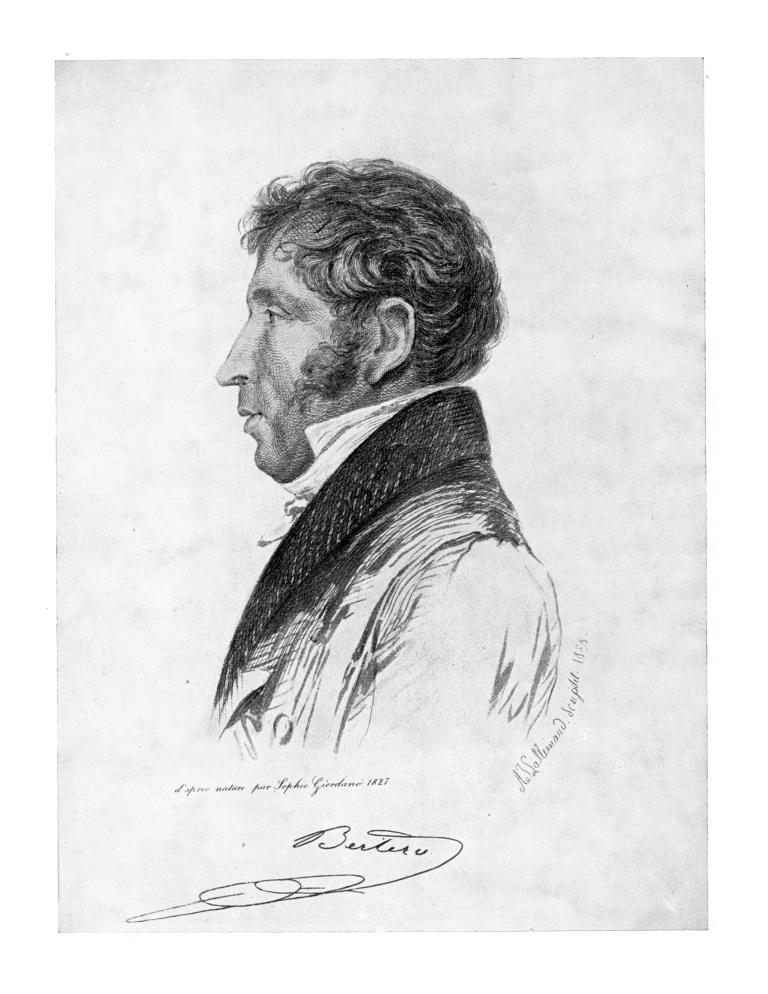Carlo Luigi Giuseppe Bertero