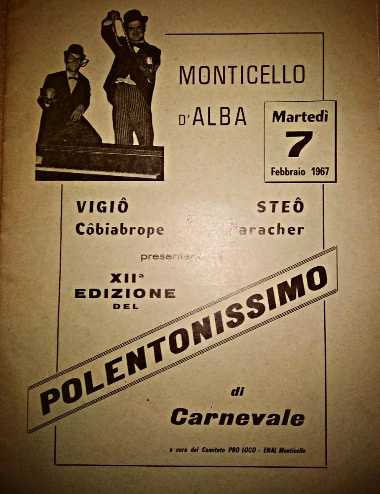 Grande Carnevale di Monticello d'Alba