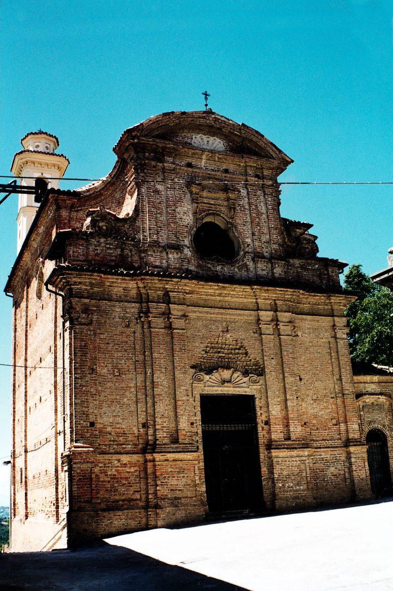 Confraternita di Santo Spirito, Castagnito